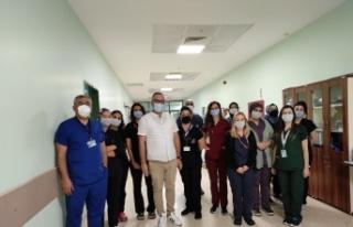 Sakarya'da aşı olmayan vatandaş yoğun bakım...