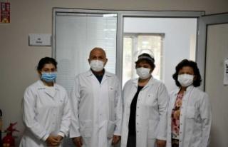 SAÜ'de Mediko Sağlık Merkezinde aşı ve test...