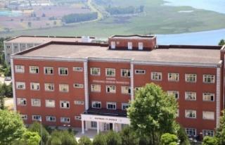 SUBÜ 31 akademik personel alacağını duyurdu