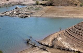 Türkiye'nin en uzun nehri Kızılırmak, kuraklık...