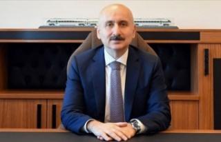 Ulaştırma ve Altyapı Bakanı Adil Karaismailoğlu:...