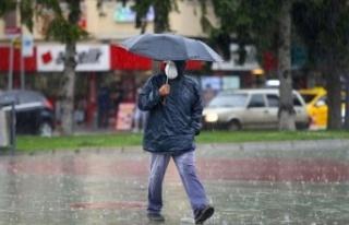 4 Ekim Yurt Genelinde Hava Durumu