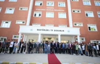 Basın İlan Kurumu Genel Müdürü Rıdvan Duran,...