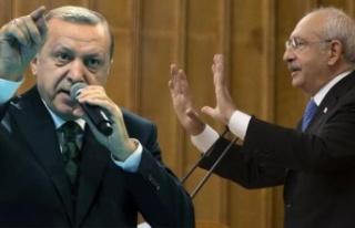 """Cumhurbaşkanı Erdoğan'dan kendisi için """"Sağlık..."""