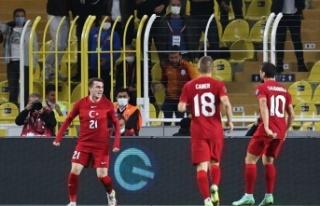 Dünya Kupası Elemeleri G Grubu: Letonya-Türkiye...