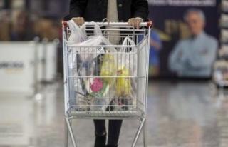 Eylül ayı enflasyonu yüzde 1,25 arttı