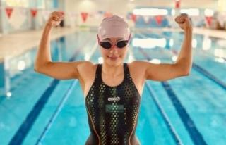 Genç sporcu 4 Dünya rekoru kırdı