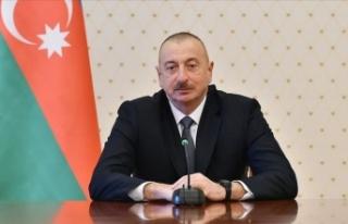 İlham Aliyev: ''Ermenistan'la ilişkiler...