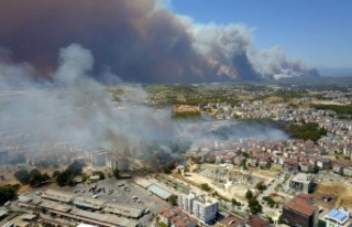 Manavgat yangınıyla ilgili iddianame tamamlandı