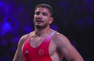 Taha Akgül, Dünya Güreş Şampiyonası'nda...