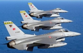 """""""Türkiye, 40 adet F-16 talep etti"""" iddialarına..."""