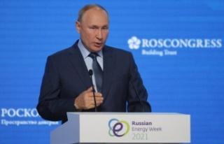 Vladimir Putin, Türkiye'ye yönelik Mavi Akım...