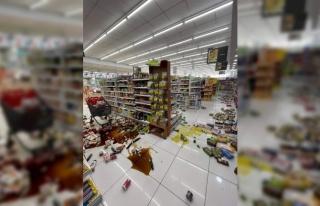 Yunanistan'da 6.3 büyüklüğünde deprem meydana...