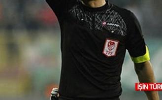 Serik Belediyespor-Sakaryaspor maçının hakemi belli oldu