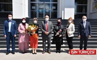 Başkan Fevzi Kılıç'tan Anneler Günü Ziyaretleri