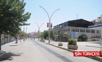 Şırnak'ın Cizre ilçesi tarihinin en sıcak yaz günlerini yaşıyor!