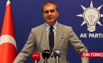 """AK Parti Sözcüsü Ömer Çelik: """"Terörle mücadele güçlü bir şekilde devam ediyor."""""""
