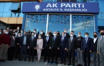 """Bakan Karaismailoğlu: """"Kanal İstanbul'un 2021 yılı içinde yapım çalışmasına başlayacağız"""""""