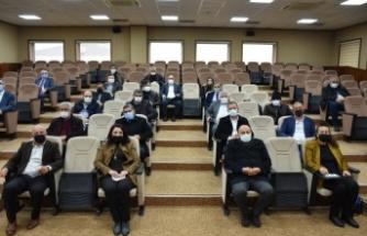 Erenler Belediyesi Nisan Ayı Olağan Meclis Toplantısında MHP Grubu Temsilcileri Gündeme Dair Konuşmalar Yaptı