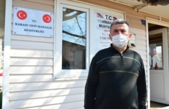 Korona Virüs denetimi Esnasında Restoranda Muhtara Saldırı