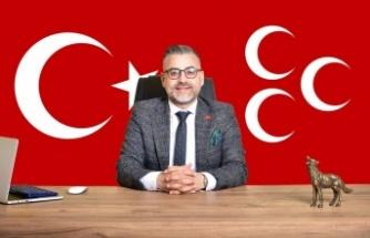 """MHP Arifiye İlçe Başkanı Ferit Şekerli: """"Uzun ve bereketli ramazan sofralarında tekrar bir arada olmanın umudunu kalplerimizde taşıyoruz"""""""