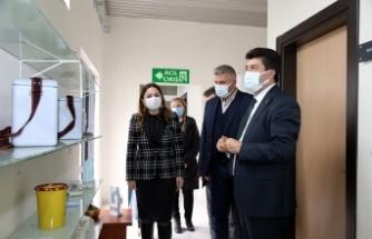 """SUBÜ Rektörü Sarıbıyık: """"Sağlık turizmine entegre olacağız"""""""