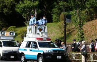 Açılışına saatler kala olimpiyat karşıtları protestocular Tokyo'da sokaklara çıktı!