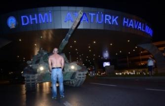 Darbe girişimde kahramanca direniş sağlayan vatandaşımız Metin Doğan, o geceyi anlattı!