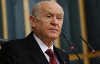MHP Genel Başkanı Devlet Bahçeli partisinin grup toplantısında açıklamalarda bulundu