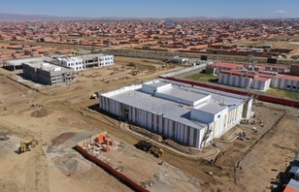 Rosatom, Bolivya'da Nükleer Araştırma Reaktörü Kompleksi inşa ediyor