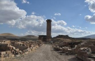 Anadolu'nun ilk Türk camisinden ezan sesi yankılandı