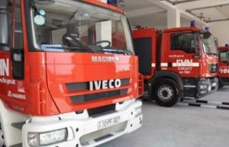 Azerbaycan, yangınlarla mücadele eden Türkiye'ye desteğini sürdürüyor