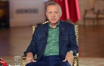 Cumhurbaşkanı Erdoğan'dan KKTC ile ilgili önemli açıklamalar