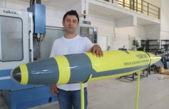 Devasa yangınlar için Türk bilim adamları tarafından geliştirilen söndürme bombası!