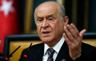 MHP Lideri Devlet Bahçeli: Cumhurbaşkanı ve Milletvekili Genel Seçimleri zamanında yapılacak