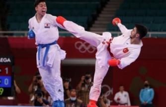 Milli karatecimiz Eray Şamdan, olimpiyat madalyasını garantiledi