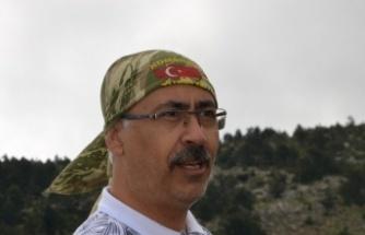 """Prof. Satıl: """"Yangına Dirençli Orman Projesi yeniden gündeme alınmalıdır.''"""
