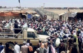 Taliban güçlerinin kontrolü ele geçirdiği Afganistan'da günlük hayat devam ediyor