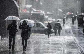 13 Eylül yurt genelinde hava durumu