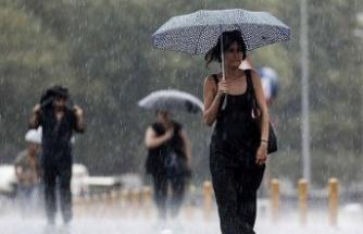 21 Eylül yurt genelinde hava durumu