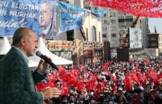 Cumhurbaşkanı Erdoğan: Enflasyonu en kısa sürede kontrol altına alacağız