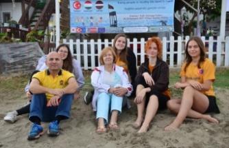 """""""Erasmus+ Projesi"""" kapsamında Sakarya'ya gelen turistler, Türk kültürünü öğrenecek"""
