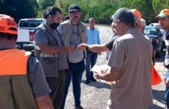 Marmara bölgesinde 521 avcı denetlendi