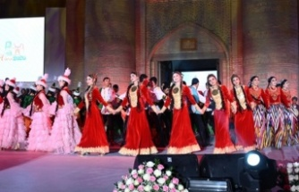 Özbekistan'da 'Türk Dünyası Kültür Başkenti' etkinliği düzenlendi
