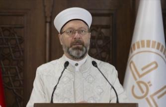 Prof. Dr. Ali Erbaş Diyanet İşleri Başkanlığı'na yeniden atandı