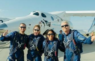 Virgin Galactic pilotları uzay yolculuğunda Türk şirketinin yazılımını kullanıyor