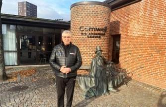 Başkan Yüce Sakarya'ya değer katacak unvan için Danimarka'da