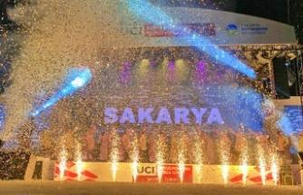 BMX Dünya Şampiyonası için açılış seremonisi düzenlendi