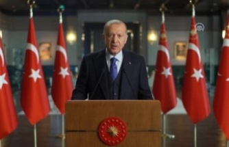 Cumhurbaşkanı Erdoğan Bölgesel Finans Konferansı'nda: Salgına rağmen Türkiye kontak kapatmadı