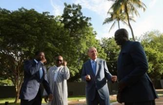 Erdoğan'dan Afrika liderleriyle gülüştükleri fotoğrafın hikayesi